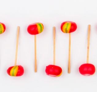 Japanese lollipops